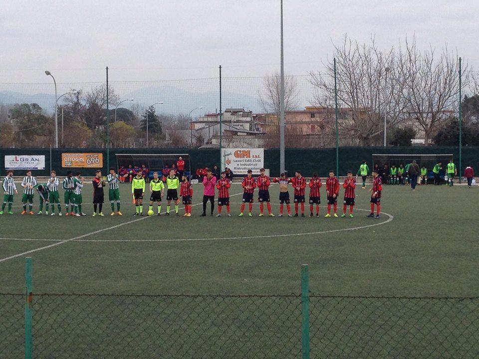 "UNDER 17 CASERTANA- Monopoli sul velluto al ""Vallefuoco"""