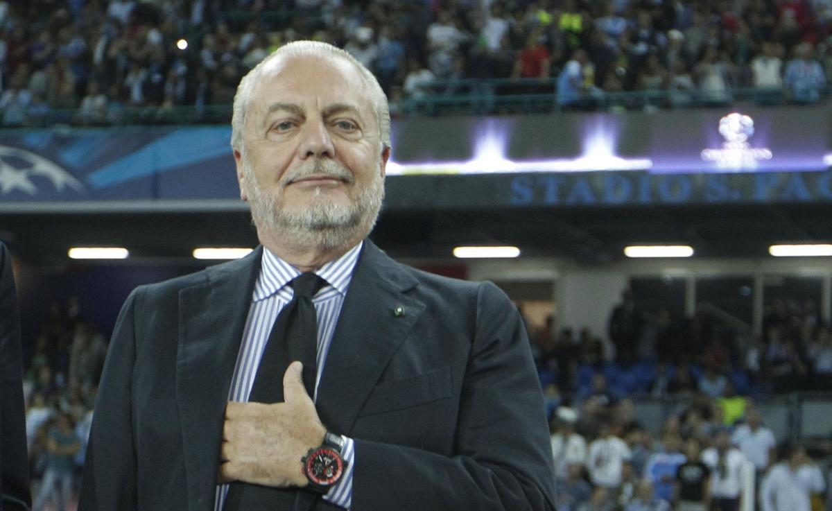 """Gazzetta: """"De Laurentiis sblocca le trattative per Mario Rui e Berenguer! Il patron resta a Roma per chiudere i due acquisti"""""""