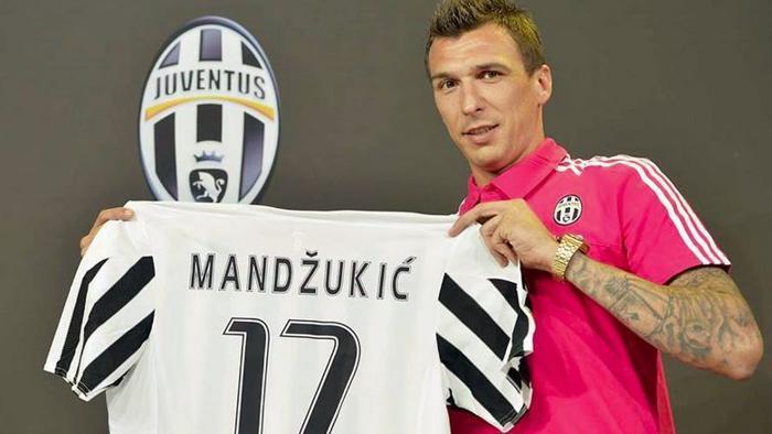 Juventus: stop per Mandzukic e Asamoah