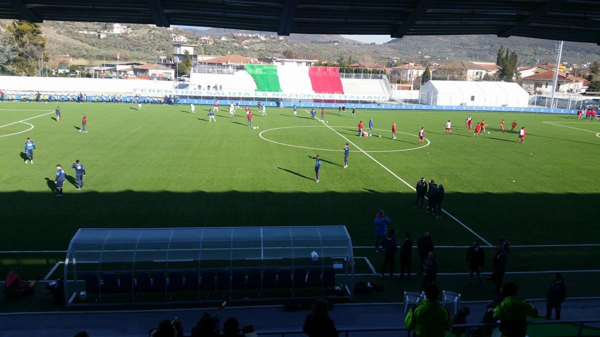 """ITALIA Under 17- Altra vittoria contro la Serbia, azzurrini pronti per la """"Fase Elite"""""""