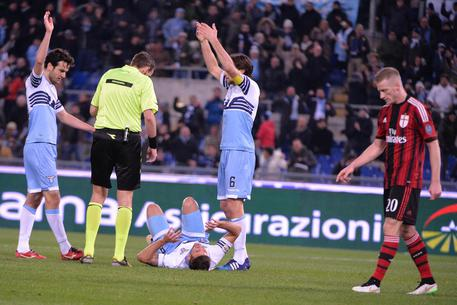 Lazio in emergenza totale nel match col Napoli
