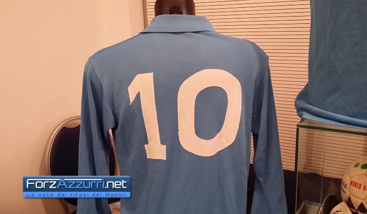 La storia di Maradona con la maglia del Napoli