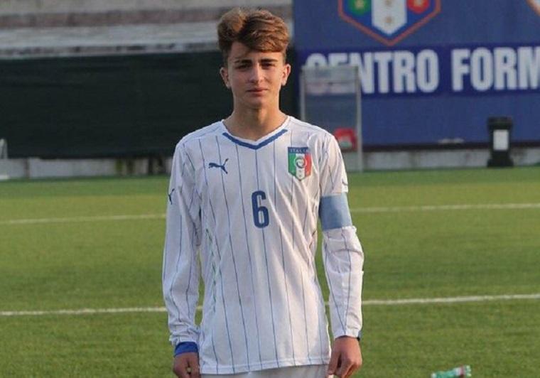 Under 15- Italia-Romania: tra i convocati confermatissimo Valerio Labriola
