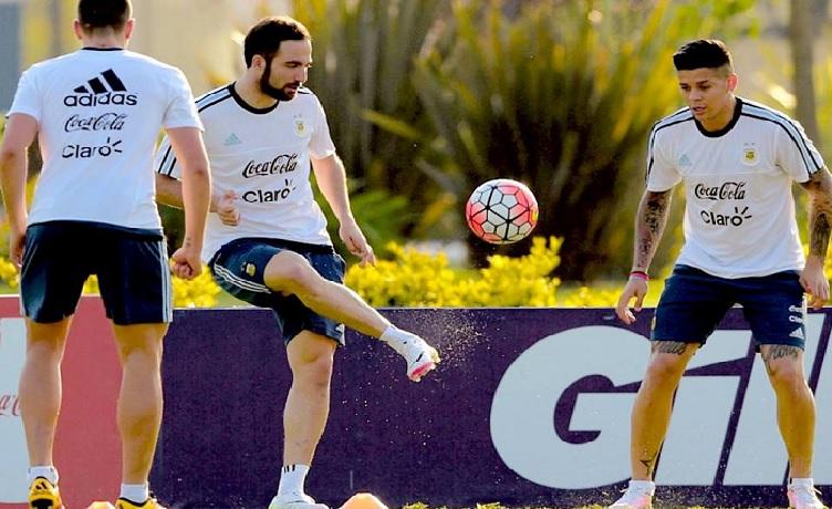 Coppa America centenario, Higuain tra i convocati di Tata Martino per l'Argentina. Nell'elenco anche Andujar