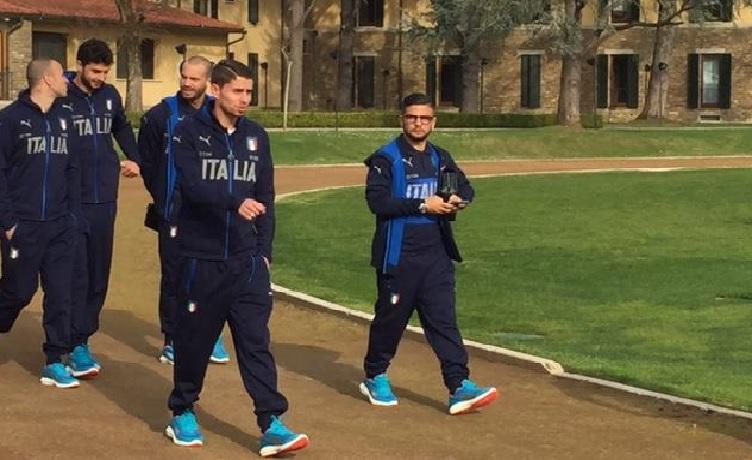 Convocati Italia per Euro 2016, la Gazzetta anticipa le scelte di Conte: Jorginho e Insigne…