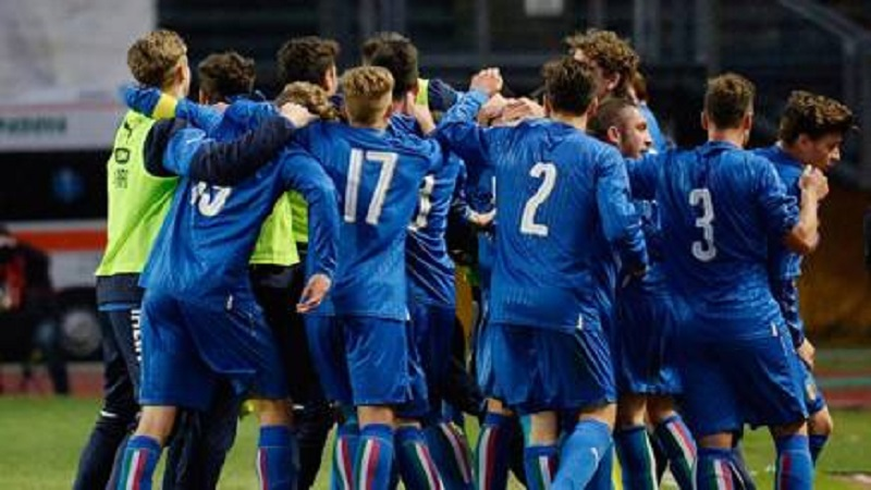 ITALIA UNDER 19- Il pari contro la Turchia vale la Fase Finale