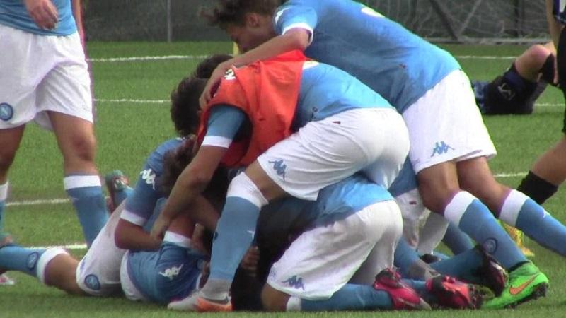 VIDEO- Allievi Lega Pro: Napoli-Matera 3-0, ecco i gol degli azzurrini