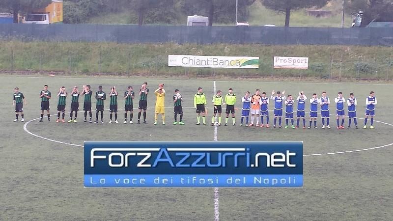 ALLIEVI LEGA PRO- Siena-Sassuolo: Frosinini e Biancalani regalano la vittoria ai toscani