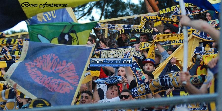 PHOTOGALLERY – Juve Stabia-Messina 2-1. Cronaca e immagini del match