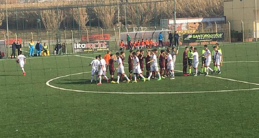 UNDER 17- Tra Bari e Salernitana termina 2-2: per Alba arriva il secondo gol in campionato