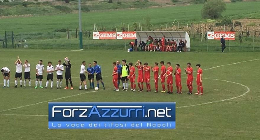 ALLIEVI- Crisci centra il palo, Ravanelli la traversa ma è l'Arezzo che trova la vittoria