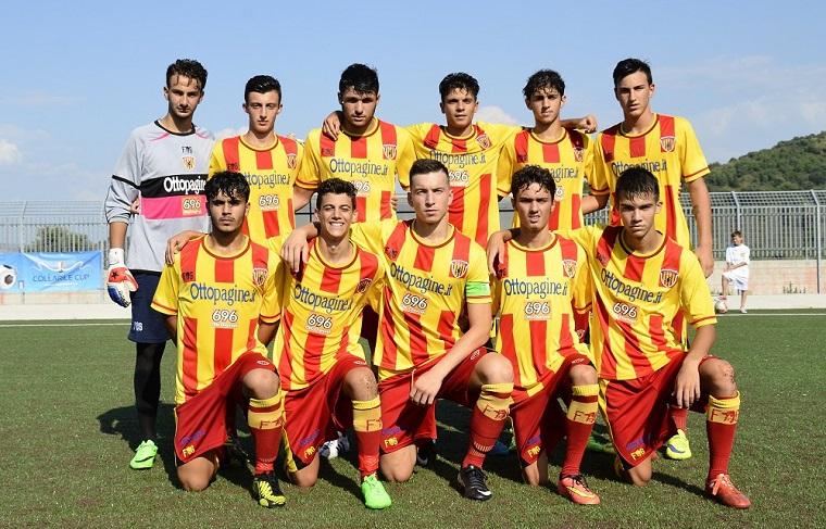 NAZIONALE UNDER 16 LEGA PRO- Benevento presente con quattro giovani talenti