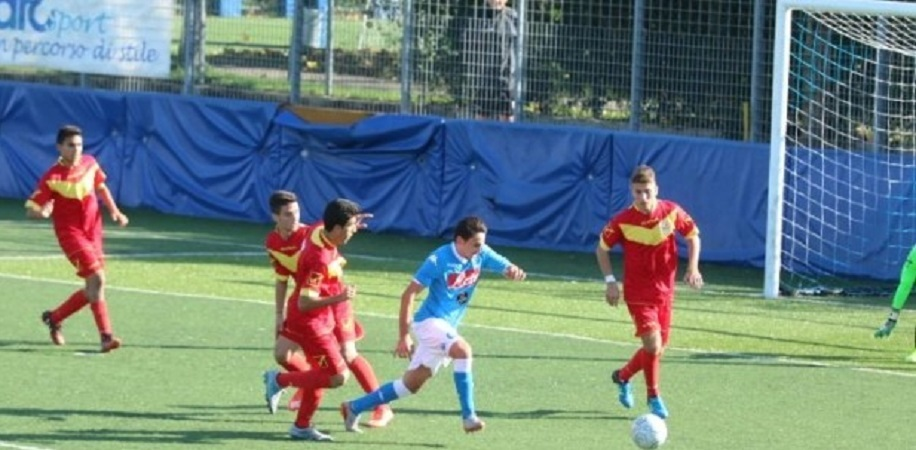 (VIDEO) PLAYOFF UNDER 15- Ecco i gol di D. Esposito e Labriola contro il Benevento