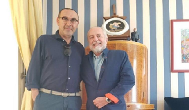Napoli, la conferenza stampa di Maurizio Sarri (LIVE)
