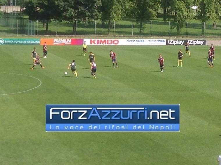 UNDER 17 A e B- Derby Benevento-Salernitana. Sassuolo-Torino, Milan-Cesena e Napoli-Palermo i big-match della 17° giornata