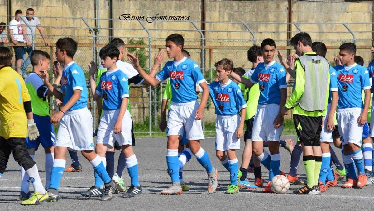 """GIOVANILI- """"Lazio Cup"""", Esordienti del Napoli rifilano 19 reti nelle prime due giornate"""