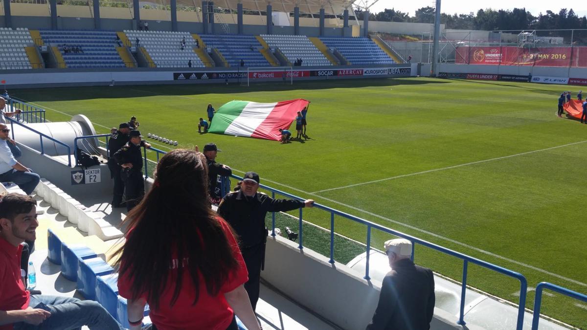 ITALIA U18- Convocati: ci sono anche D'Amico e tre 2000 che hanno cambiato casacca…