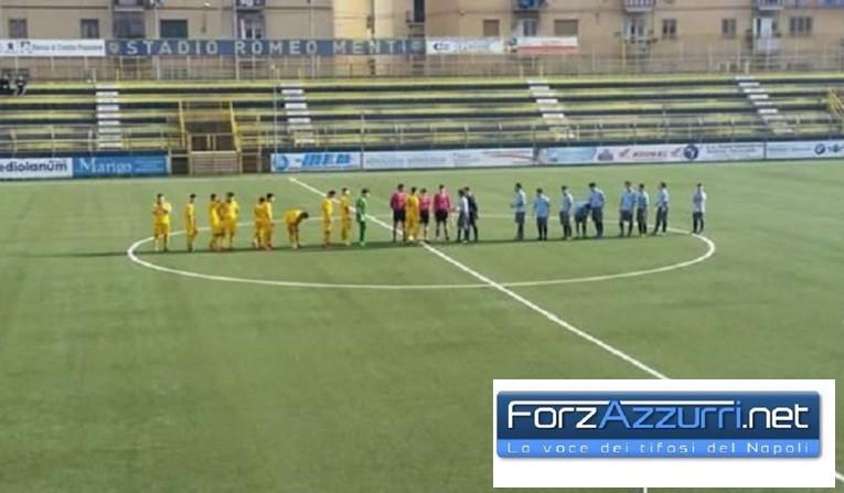"""ALLIEVI (Play off)- La Juve Stabia va sotto, ci """"mette"""" il cuore e nel finale pareggia"""