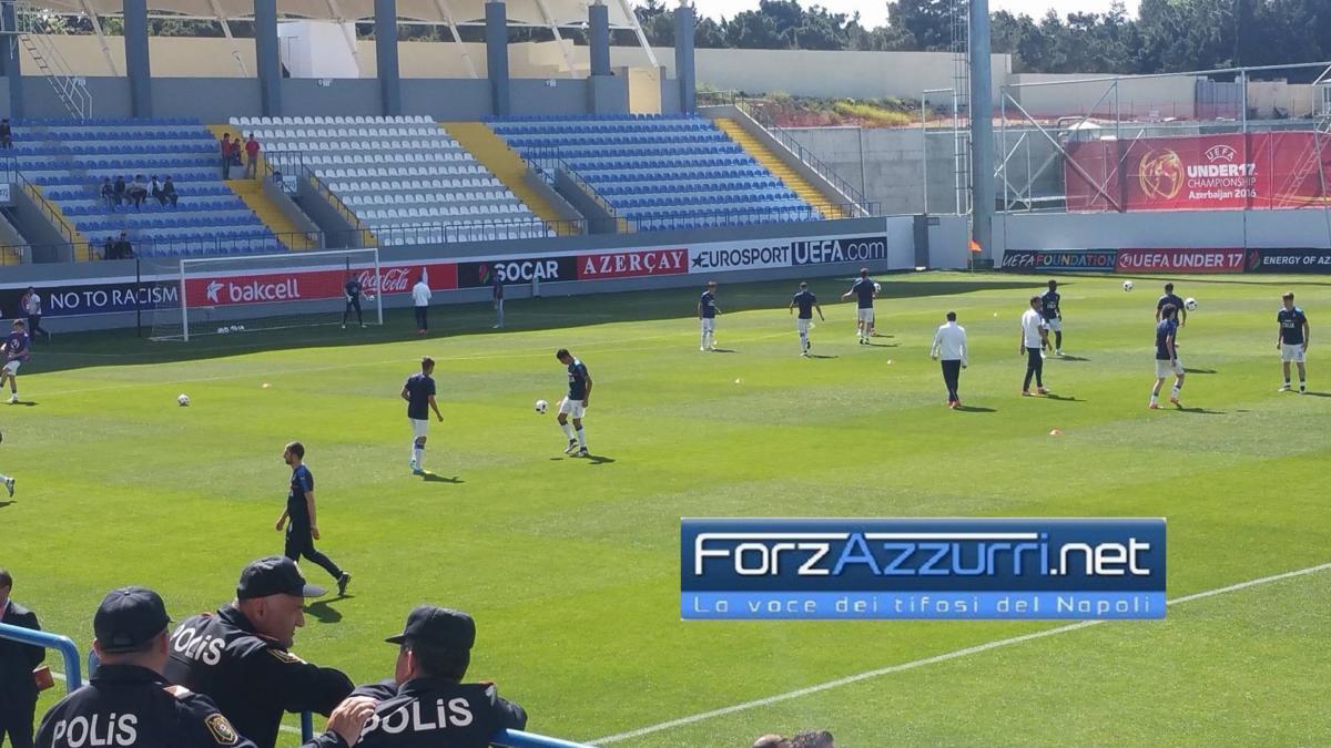 ITALIA UNDER 19- Cutrone stende l'Ungheria, buona la prima per gli azzurrini