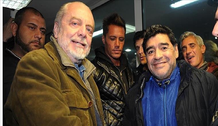 """Maradona day, Il Mattino: """"A rischio la serata evento per la cittadinanza onoraria. I motivi…"""""""