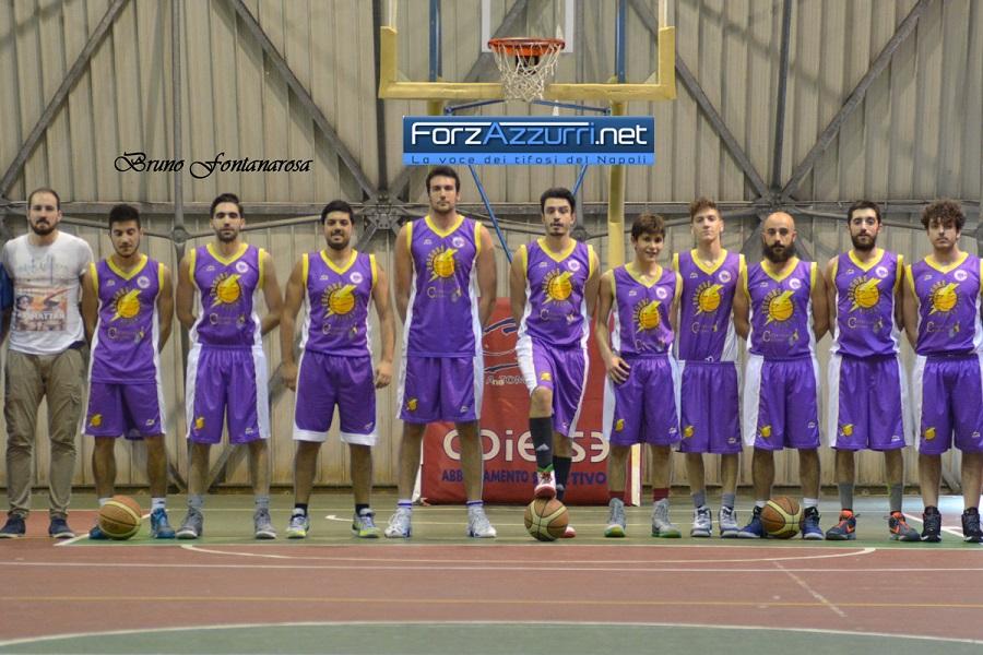 PHOTOGALLERY – Basket, Folgore Nocera-AICS Caserta 64-45. Cronaca e immagini della gara
