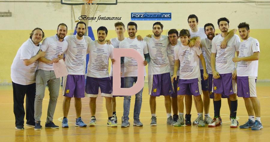 PHOTOGALLERY – Basket, AICS Caserta-Folgore Nocera 65-67. Folgore in Serie D! Cronaca di una stagione spettacolare