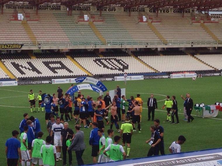 Atalanta Campione d'Italia
