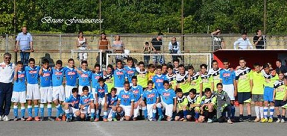 LAZIO CUP 2016- Esordienti Napoli, arriva un'altra vittoria. Agli Ottavi di Finale contro la Lupa Roma