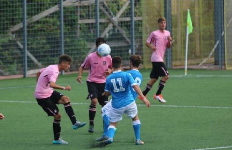 UNDER 17- Final Eight 3°g. Napoli KO anche contro il Palermo