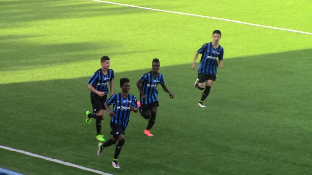 """UNDER 15 A E B (Gir. B)- Il punto dopo il girone d'andata: Atalanta e Inter """"esagerate"""", Milan-Udinese profumo di play off. Bologna quinta forza del campionato"""