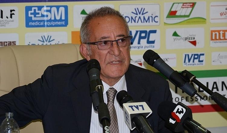 """Vigorito: """"Il Benevento non ci sta con manovre sotterranee. Il campionato va completato"""""""