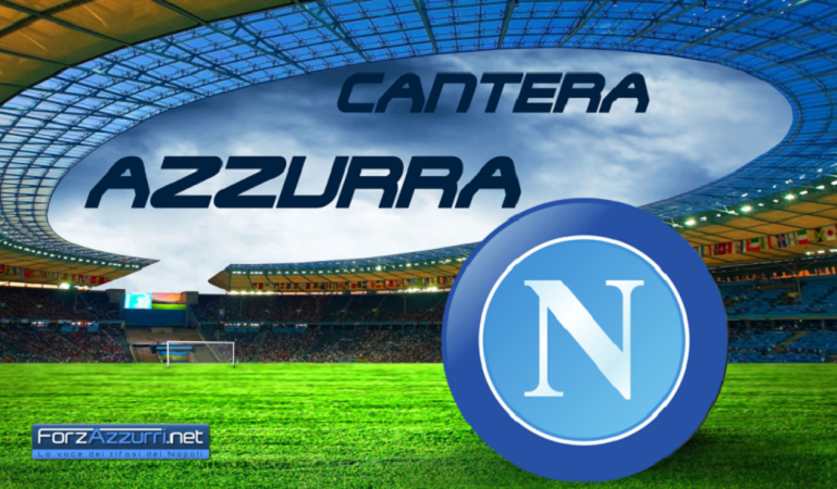(VIDEO) UNDER 16-15 NAPOLI- Ecco i gol degli azzurrini contro il Frosinone