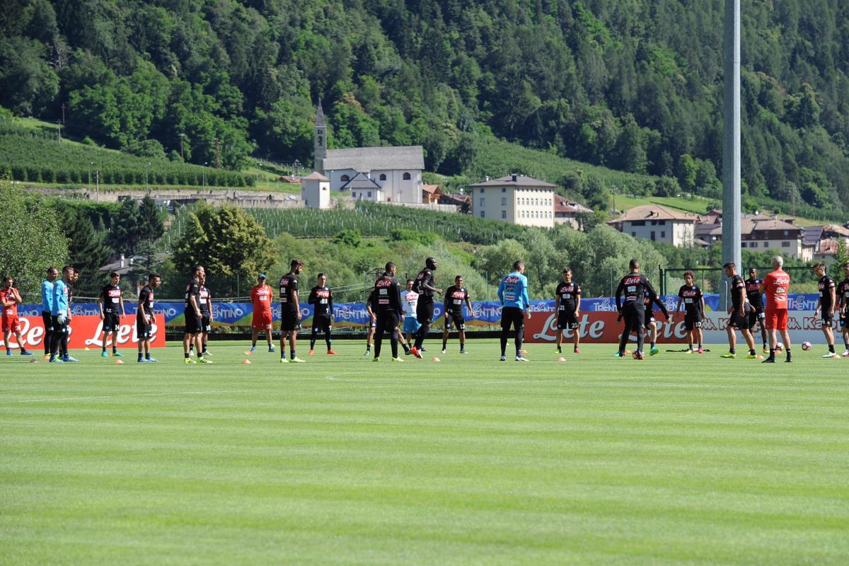 DIMARO – Mezza giornata di riposo per i calciatori del Napoli