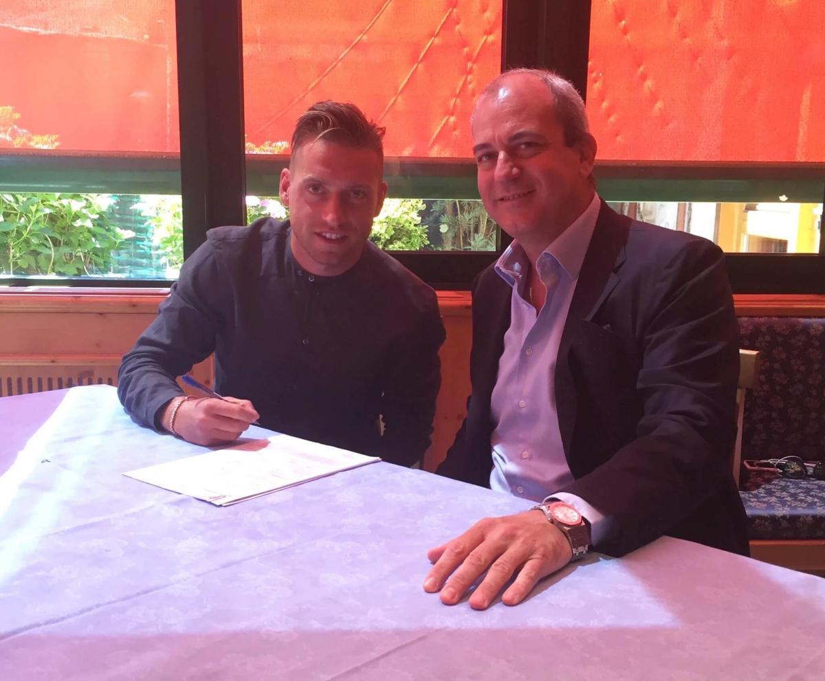 UFFICIALE – Giaccherini firma per il Napoli