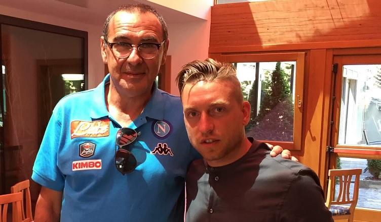 Infortuni Napoli, buone notizie per Giaccherini, ma è calvario Tonelli: ecco quando potrebbe tornare
