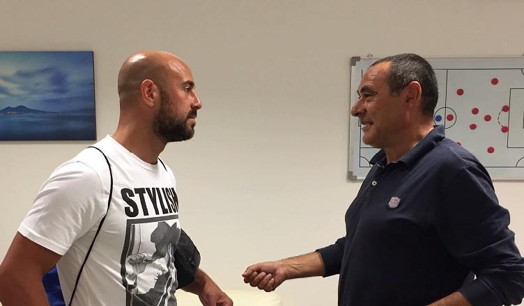 GdS – Reina affranto dopo la Lazio ha chiesto scusa ai compagni. Nessun avvicendamento, per Sarri resta intoccabile
