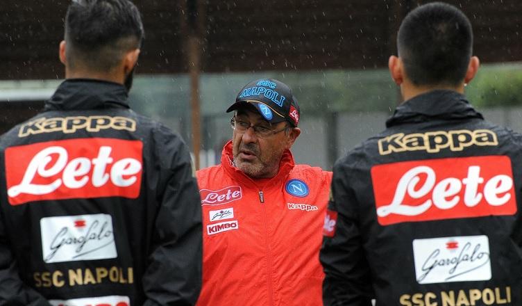 Sarri rilancia la sua sfida alla Juve