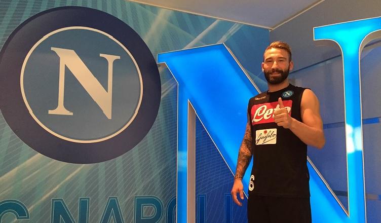 Napoli: ora Tonelli preoccupa, i tempi di recupero
