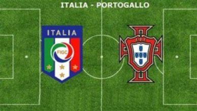Italia-Portogallo Europeo Under 19