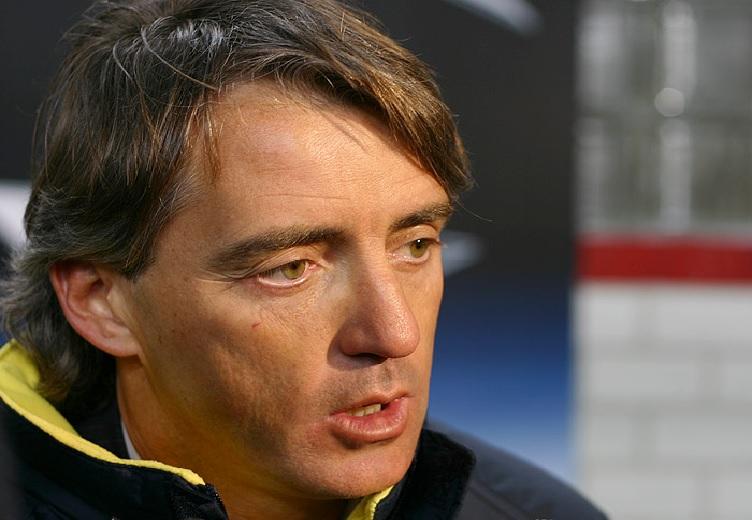 """Mancini: """"Scudetto? Juvein testa e resta la più forte. Inter e Atalanta possono rientrare"""""""