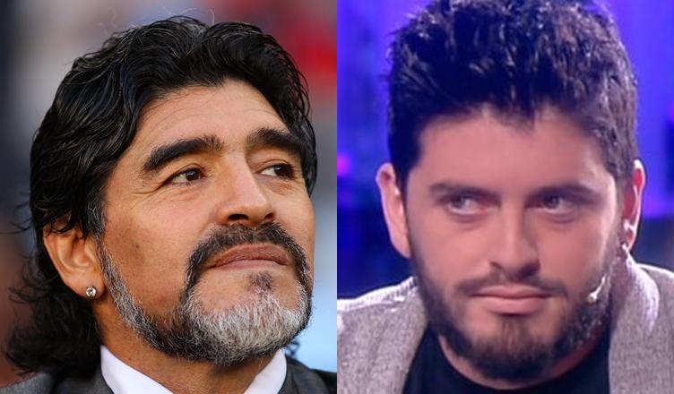 Maradona e il figlio hanno fatto finalmente pace