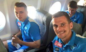 Il Mattino - Sarri carica Milik e Zielinski: furore polacco contro la Juventus