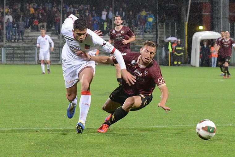 SALERNITANA- Dal gol al Milan alla serie D nuova avventura per Giovanni Cappiello