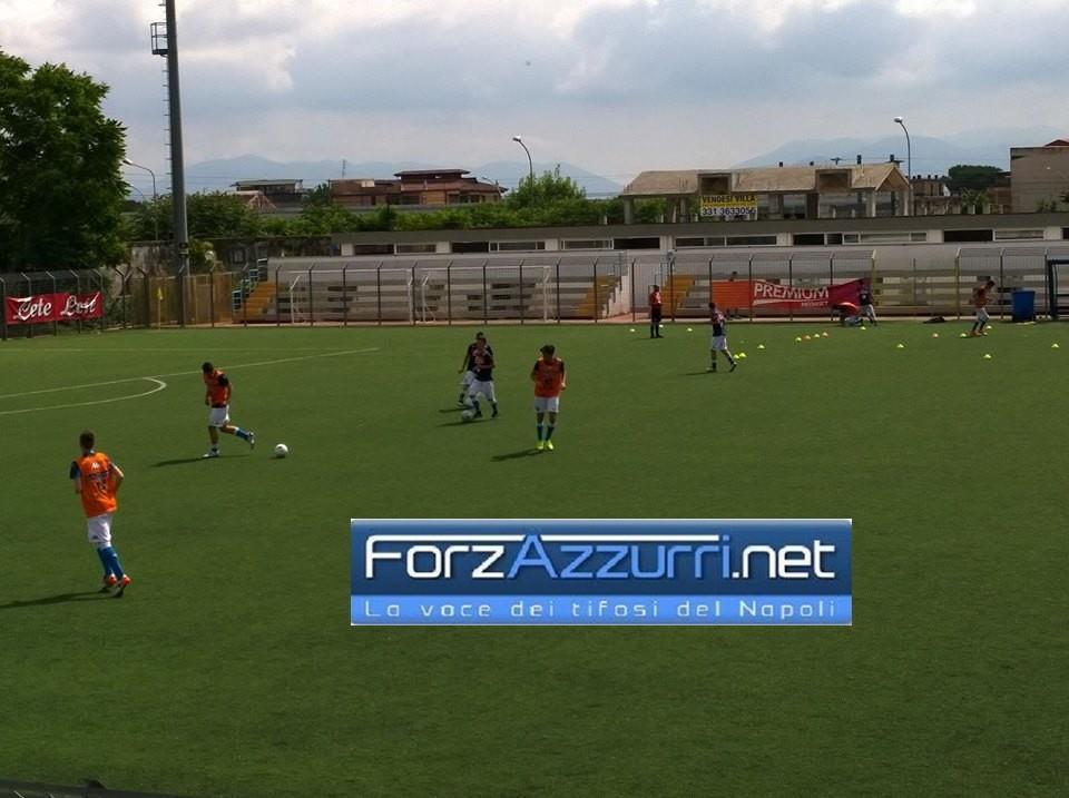 UNDER 17 NAPOLI- Gli azzurrini sfiorano l'impresa contro il Palermo capolista