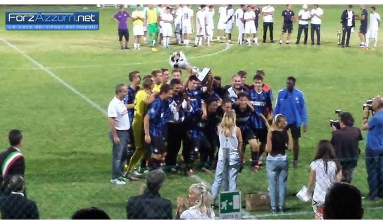 49^ Torneo Vignola- Belkheir e Zaniolo stendono il Sassuolo, Inter Campione!