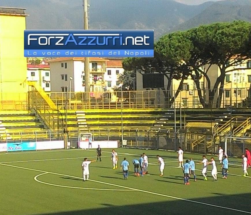 BERRETTI- Con un gol per tempo la Juve Stabia di mister Panico vince il derby contro la Paganese