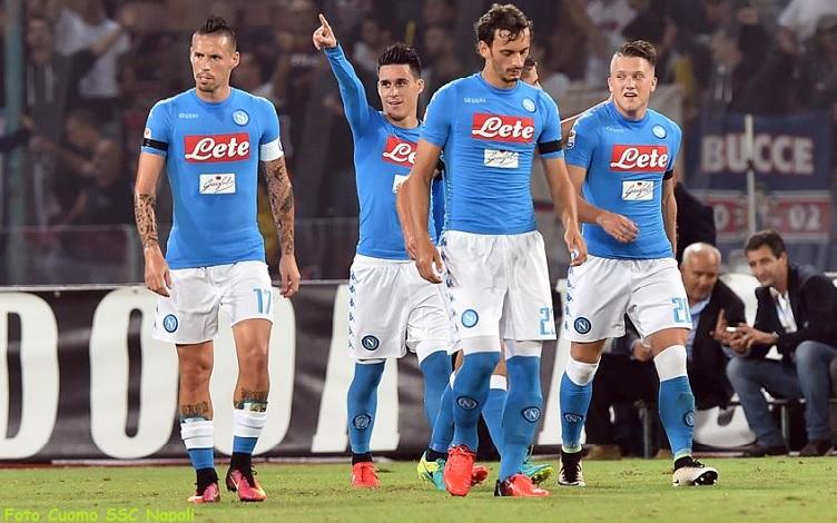 GdS – Napoli-Benfica, tre novità e un ballottaggio per Sarri rispetto al Chievo