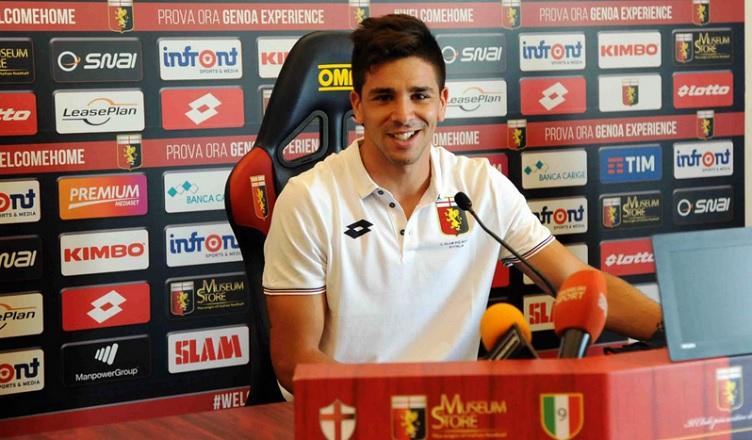 """Genoa, Simeone Jr lancia la sfida al Napoli: """"Giocano benissimo, Milik valore aggiunto, ma sappiamo come fargli male…"""""""