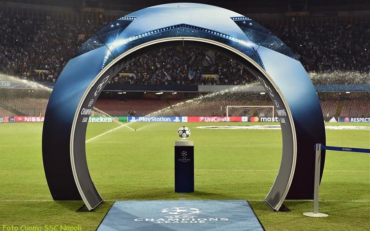 Champions League, il Napoli passa agli ottavi con un turno d'anticipo se…