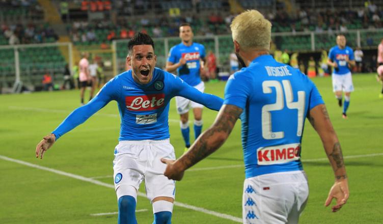 """Il Napoli c'è e si vede, ma non perdiamo di vista """"quelli"""" davanti a noi"""